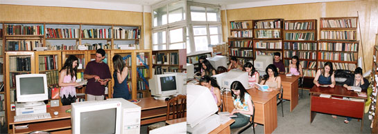 The Library Includes Both Books Of World Famous Psychologists And Armenian Famous Psychologists Students Are Free To Use All The Books In The Library